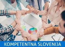 Brezplačne delavnice Kompetentne Slovenije